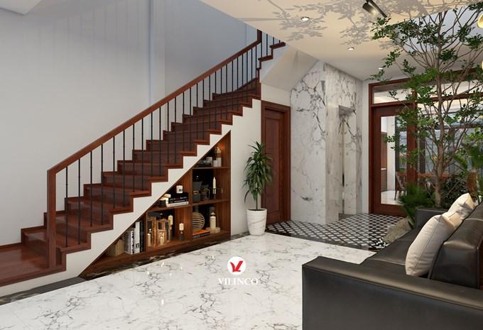 Hình ảnh của Thiết kế nội thất nhà phố hiện đại tại Hà Nội