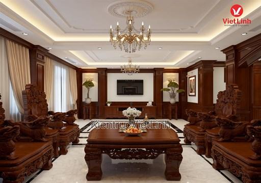 Dịch vụ tư vấn, thiết kế nội thất chuyên nghiệp