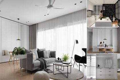 Hình ảnh cho tin tức Cùng Vilinco khám phá mẫu chung cư Scandinavian đẹp gam màu trung tính cực ấn tượng