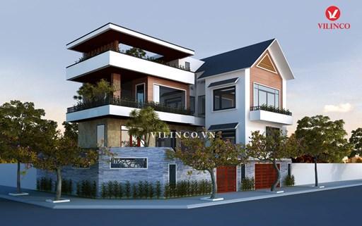 Công ty thiết kế biệt thự tại Bắc Giang sang trọng và đẳng cấp