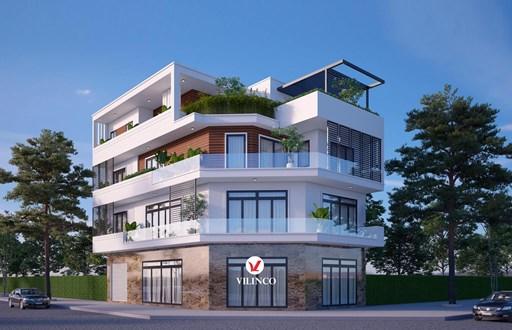 Công ty VILINCO chuyên thiết kế nhà đẹp, hiện đại xu hướng năm 2020 tại Bắc Giang và các tỉnh thành