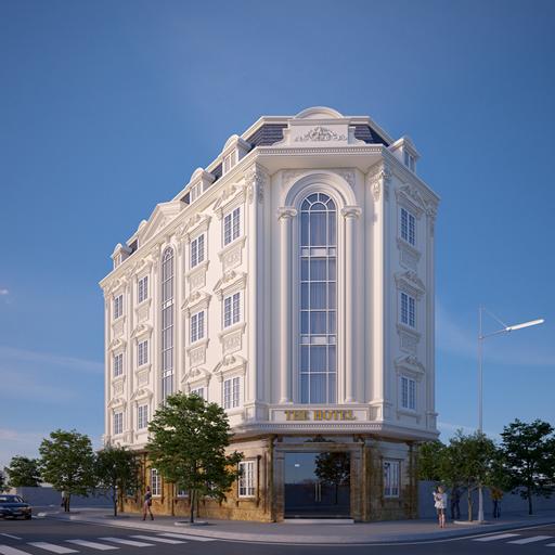 Tiêu chuẩn thiết kế khách sạn 1 sao mới nhất 08/2020