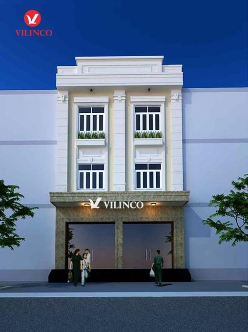 Hình ảnh của Mẫu Thiết kế nhà phố 3 tầng đẹp hiện đại kết hợp Kinh doanh tại Lục Ngạn Bắc Giang