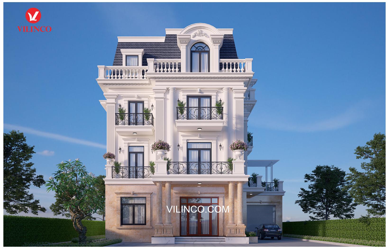Công ty thiết kế Kiến trúc uy tín tại Bắc Giang Biet%20thu%20tan%20co%20dien