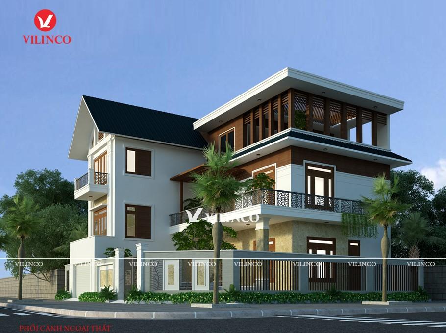 Công ty thiết kế Kiến trúc uy tín tại Bắc Giang Biet-thu-3-tang-mai-thai-hien-dai%20(1)